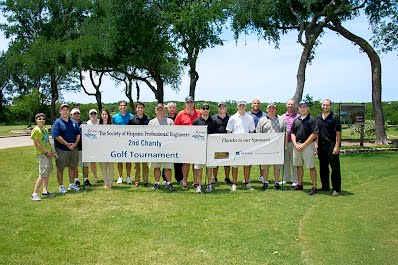 2013 Golf Tournament Group Photo