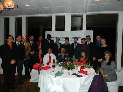 SHPE 2012 Holiday Banquet Group Photo