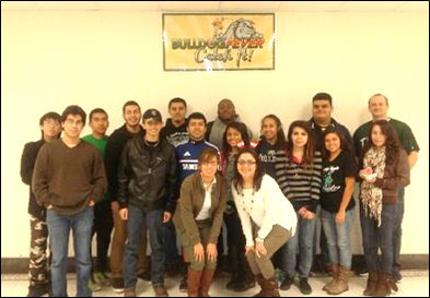 Trimble Tech SHPE Jr Chapter